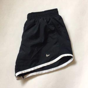 Black Nike Dry Tempo Shorts